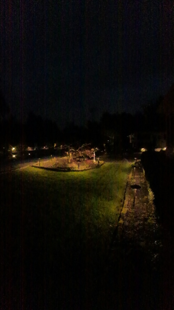 Chester, NJ - Check on low voltage lighting system
