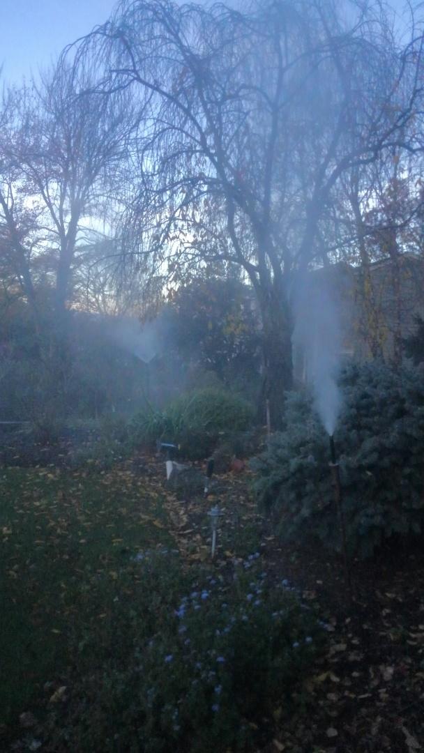 Livingston, NJ - Winterize sprinkler system