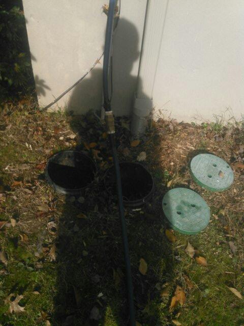 Chatham Township, NJ - Winterizing sprinkler systems