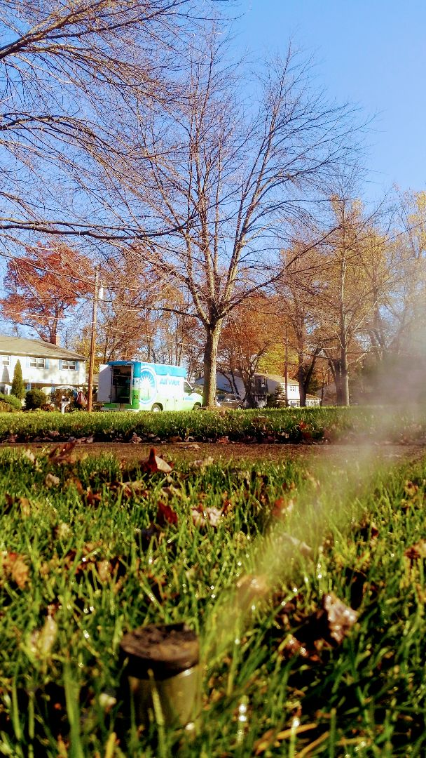 Parsippany-Troy Hills, NJ - Winterization of the irrigation system