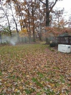 South Orange, NJ - 11 zone sprinkler system being winterized in South Orange!!!