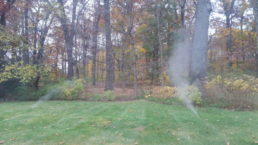 Morristown, NJ - Winterize sprinkler system