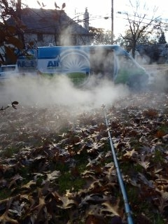 West Orange, NJ - 4 zone sprinkler system winterization!!!