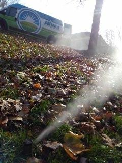Chatham, NJ - 11 zone sprinkler system winterization in Short Hills!!!