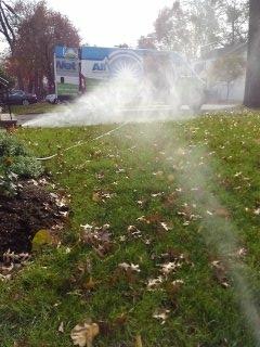 Florham Park, NJ - 6 zone sprinkler winterization in Chatham!!!