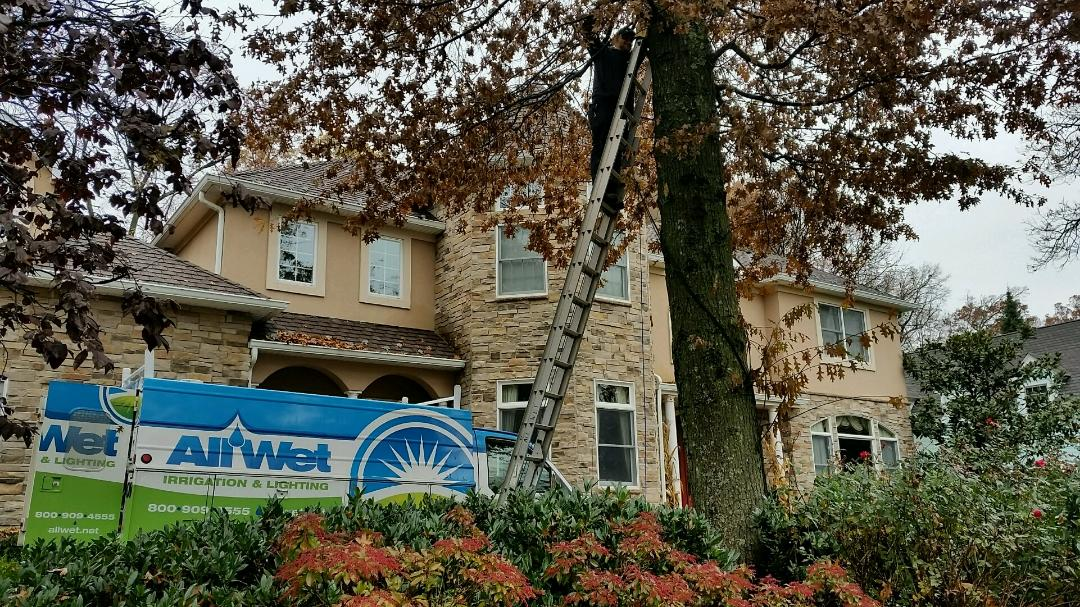 Chatham Township, NJ - Adding, replacing and moving low voltage LED lights