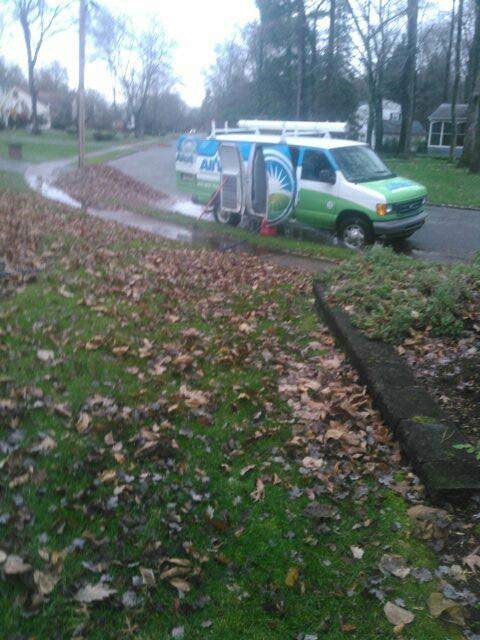 Florham Park, NJ - Winterizing sprinkler systems and doin repairs