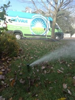Madison, NJ - 5 zone sprinkler system being winterized in Madison!!!