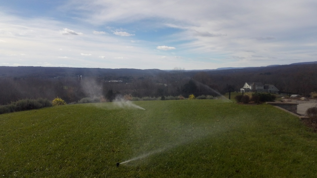 Blairstown, NJ - Winterize sprinkler system