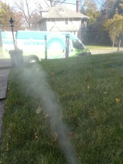 Madison, NJ - 5 zone sprinkler system blow out in Madison!!!