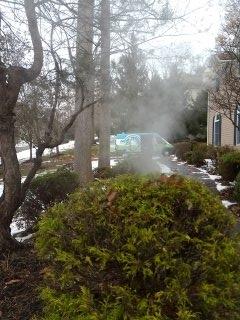 Bernardsville, NJ - 16 zone sprinkler system being winterized in Bernardsville!!!