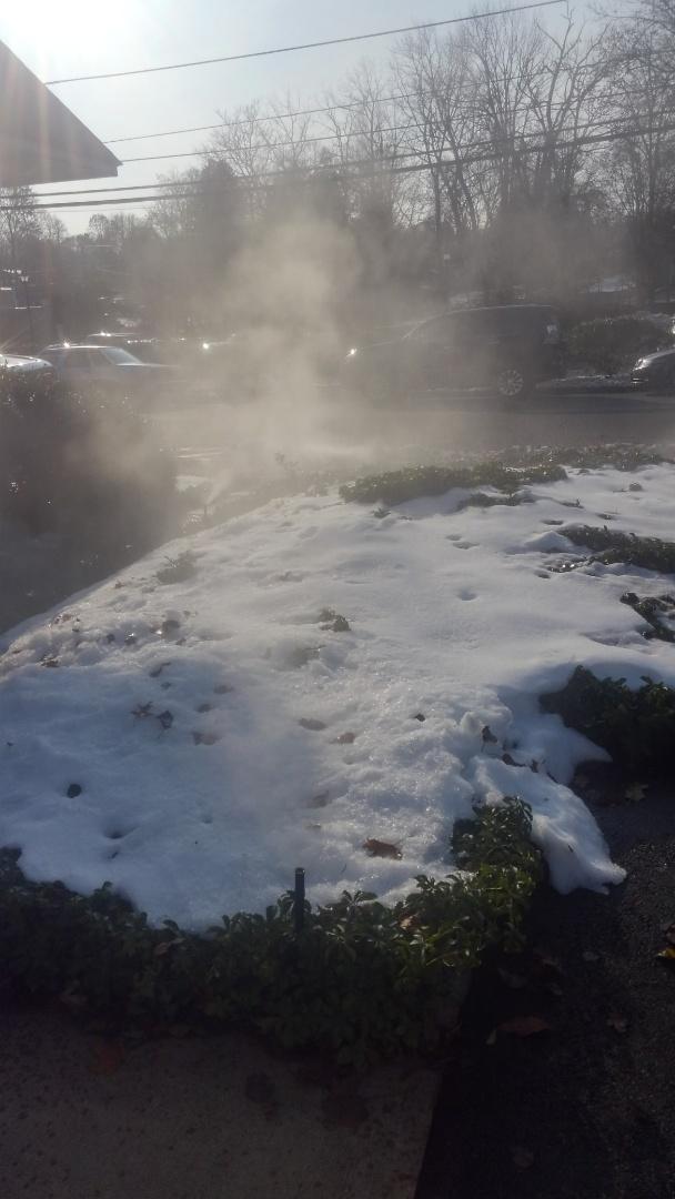 Far Hills, NJ - Blow out sprinkler system