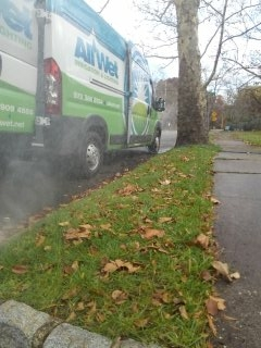 Bedminster Township, NJ - 5 zone sprinkler system being winterized in Springfield!!!