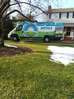 Bernards, NJ - 6 zone sprinkler system being winterized in Basking Ridge!!!