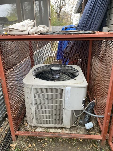 Fort Worth, TX - Replaced an AC compressor in Fort Worth