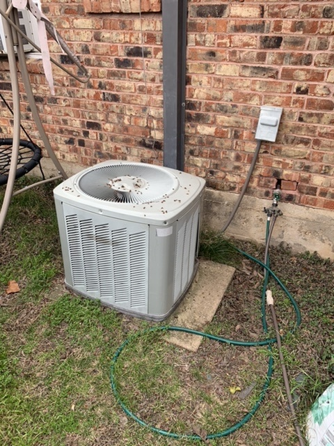 Performed an AC tune up in Watauga.