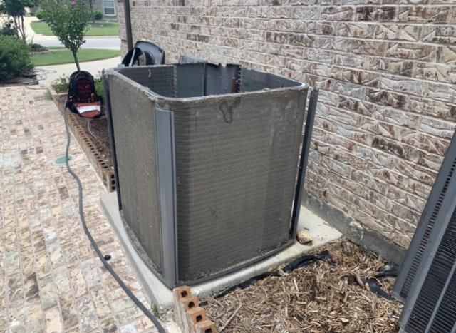 Fort Worth, TX - Performed an ac tune up in Fort Worth
