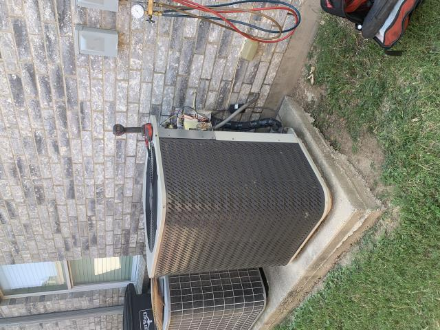 Repaired a heat pump in Southlake