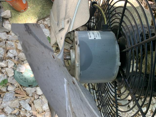 Fort Worth, TX - Replaced a fan motor on a heat pump in Fort Worth
