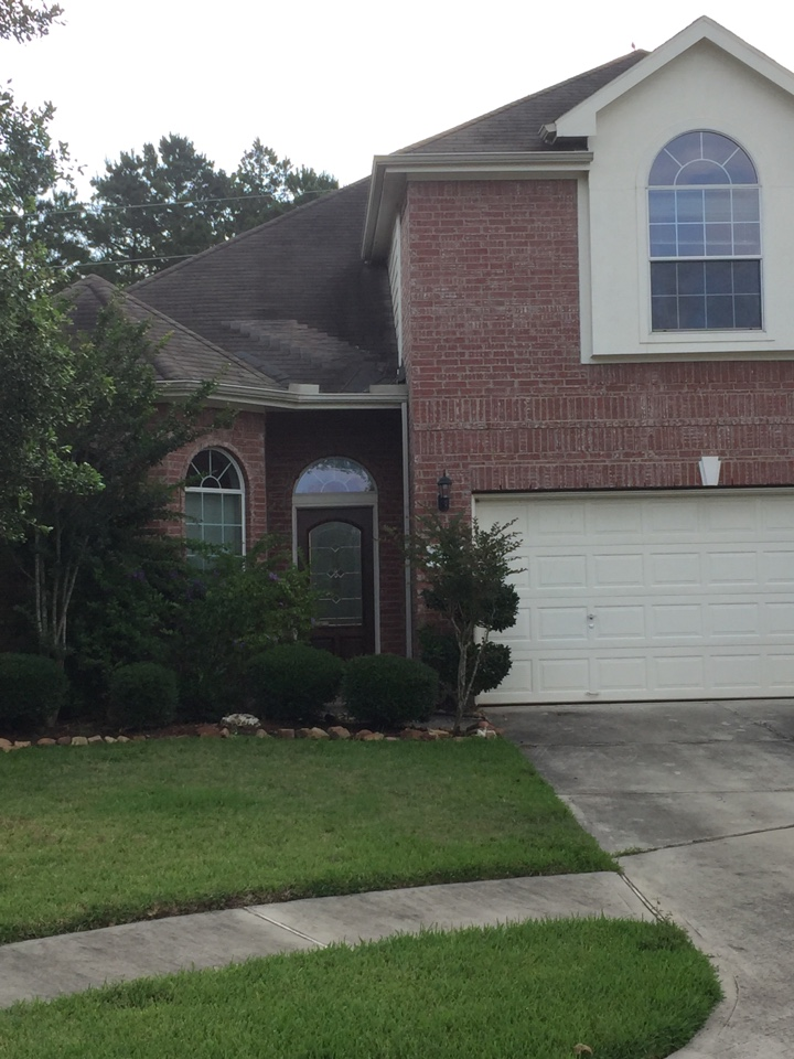 Houston, TX - Eldridge Roofing at and adjuster appointment