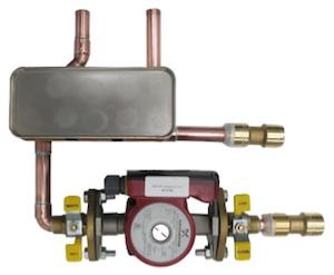 Boonton, NJ - Heat exchanger replacement.