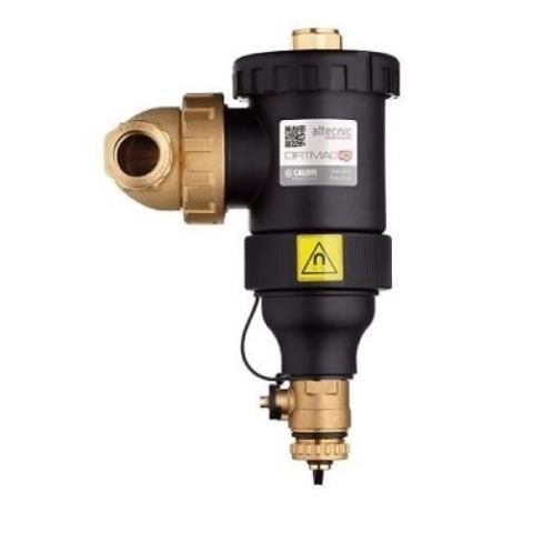 West Orange, NJ - Gas boiler filter replacement.