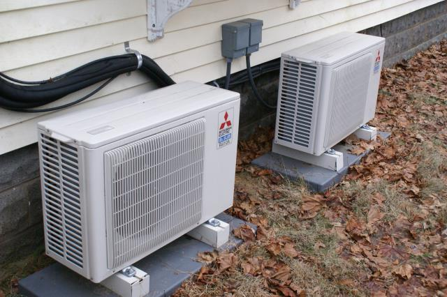 North Haledon, NJ - All Year Plumbing, heat pump repair at North Haledon, NJ.