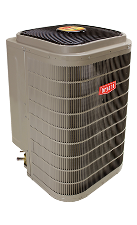 Madison, NJ - All Year Plumbing installed a Bryant 189BNV central AC unit