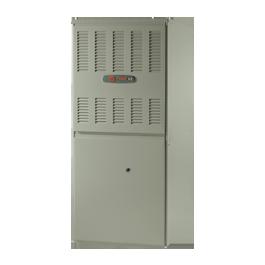 West Orange, NJ - All Year Plumbing installed a Trane XB80 gas furnace