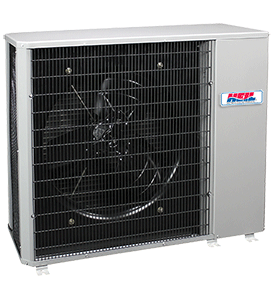 Denville, NJ - Installed a Heil NH4A4 performance 14 compact central AC