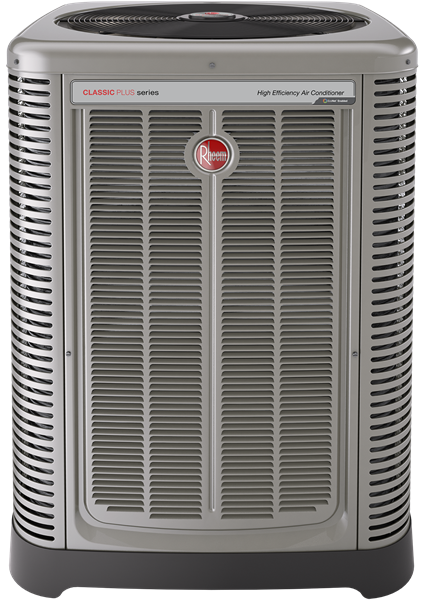 Bloomfield, NJ - Repaired a Rheem Classic Plus AC RA17