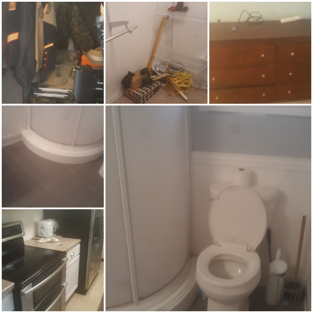 Move out deep clean for house in Fox Run and trash out of items left by owner to get property sold for local client.    We will clean all interior spaces, pack up salvageable items, and haul away the trash to local landfill.
