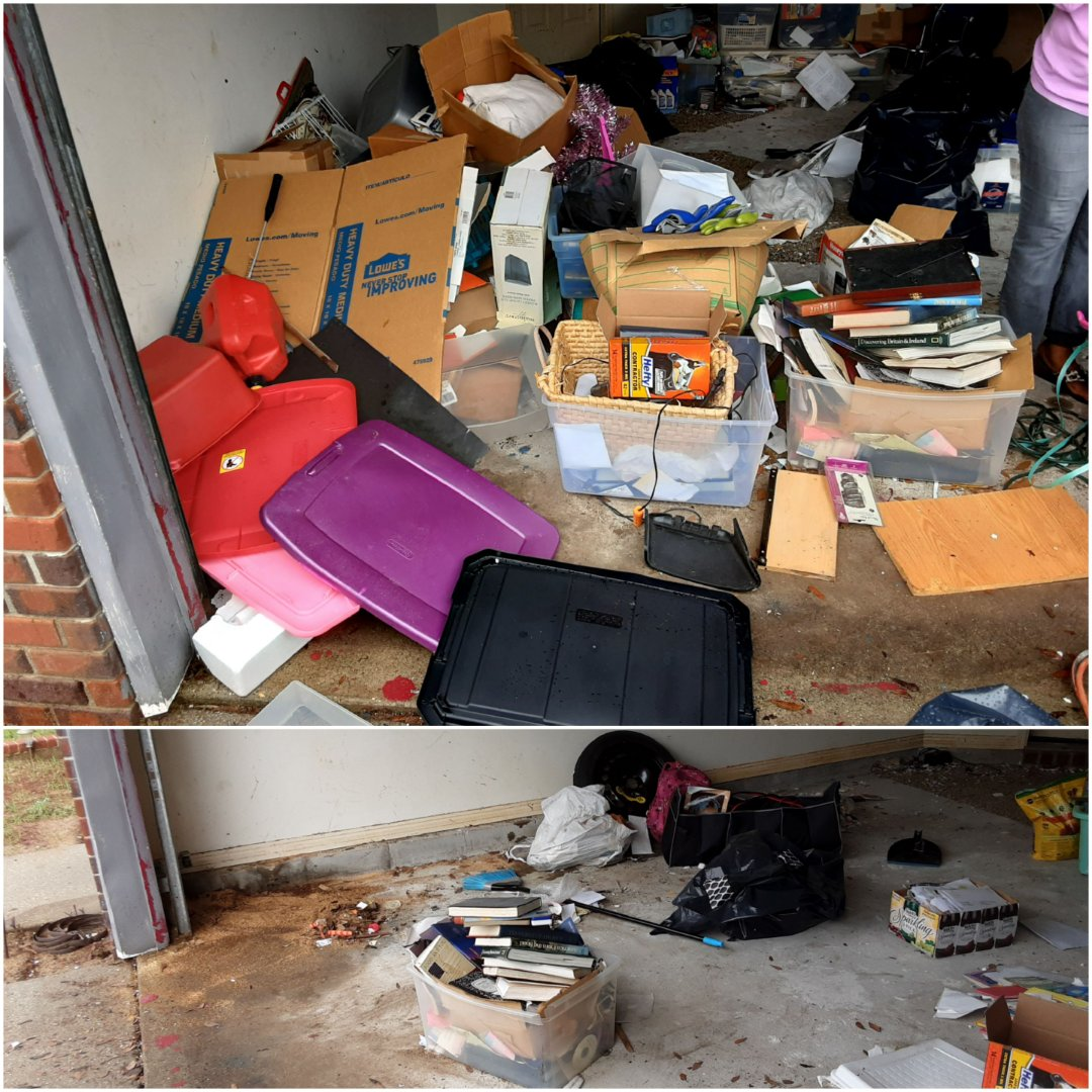 S.O.S. is the area's premier junk removal service  / give us a call