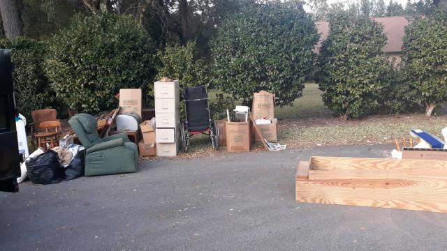 We are happy you're here and we know you are here because you're searching for junk removal services or you want to learn more about our company, what we do, our prices and why you should choose us to tackle your job.
