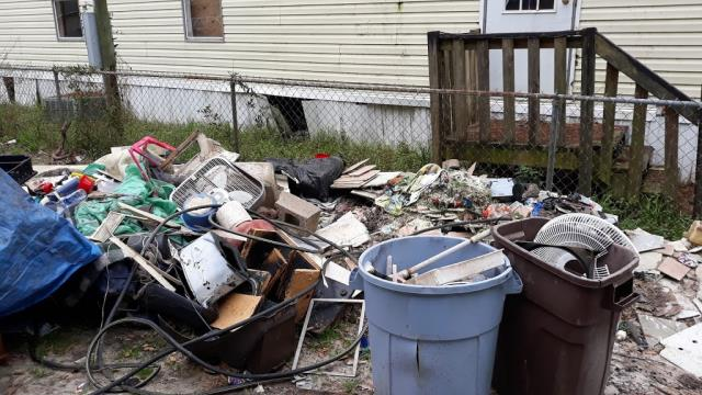 At Something Old Salvage we offer professional and safe debris removal services.