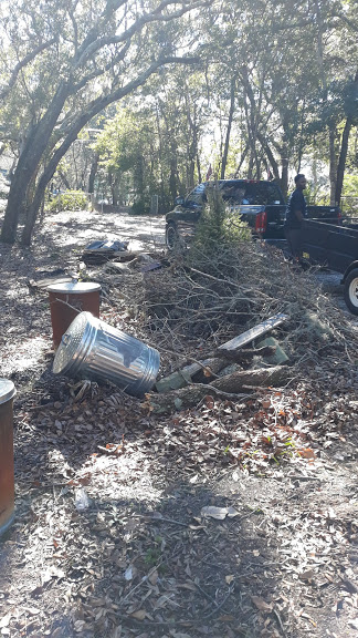 In many cases, you will book an appointment with the junk removal company you have chosen.
