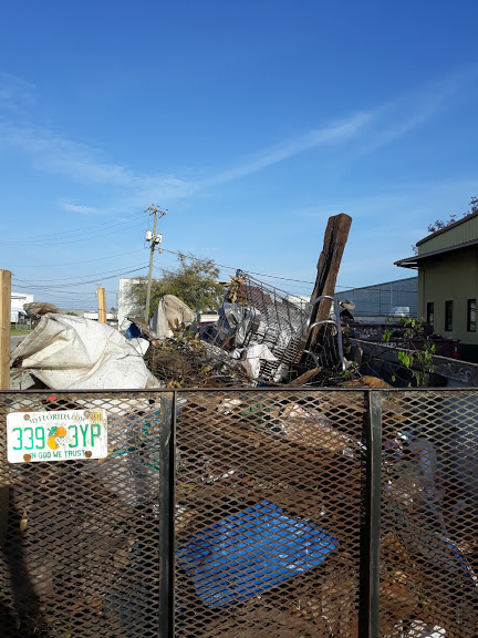 It doesn't matter what kind of junk you have lying around inside or outside your property, we take junk!