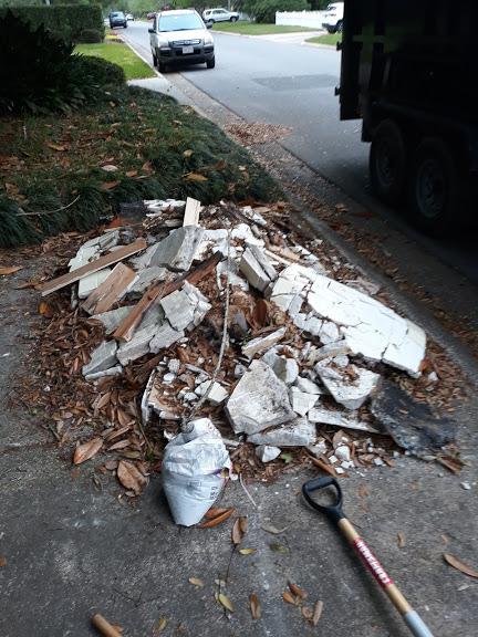Shed Demolition Removal.