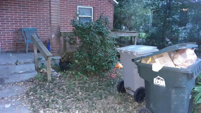 We provide garbage removal to homes and businesses for a variety of reasons.