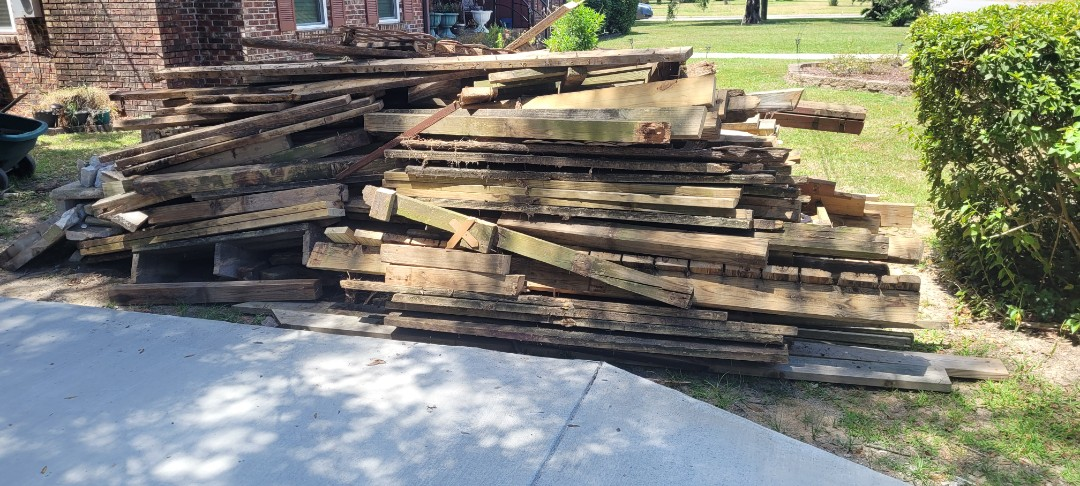 Wood wood and more woods
