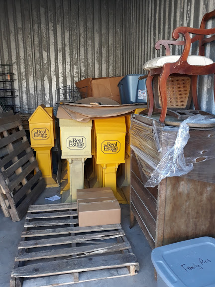 Something Old Salvage is a junk removal company  that can help you remove junk from your home or business and will do so in a professional and respectful manner.