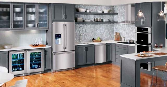 Removal & Hauling Service Pricing for Kitchen Appliances.  Stove OR Dishwasher $125, Refrigerator OR Freezer $125 and up, and Commercial Appliances $125 and up. Learn More Here: https://www.somethingoldsalvage.com/pricing/