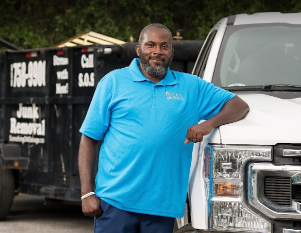 Booking your appointment is always free for our service areas. When we arrive we will provide a free estimate for your junk removal and trash hauling needs.