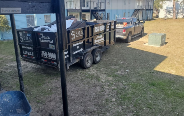 If you are planning a clean-out or looking to remove junk from your property, why not give us a call to discuss your junk removal needs, and find out why so many families, landlords, and businesses choose us as their go-to junk removal company.