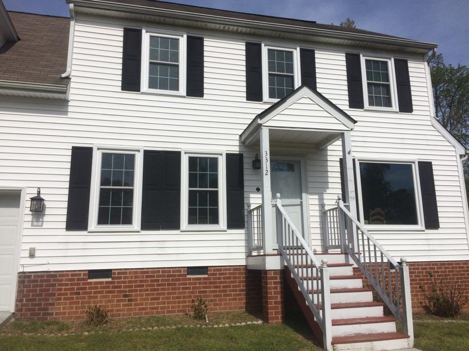 Chester, VA - New windows and patio door