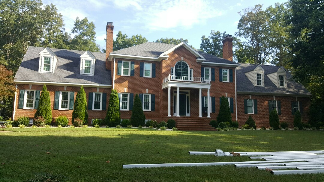 Mechanicsville, VA - Gutters for Elliot