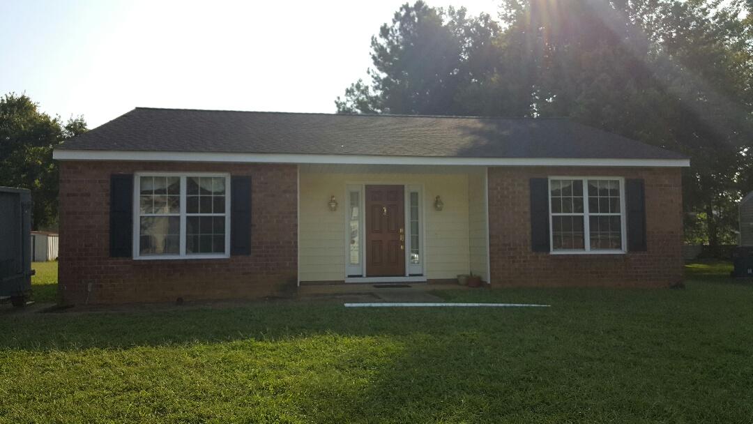 Richmond, VA - Gutter shutter on the Kerney home