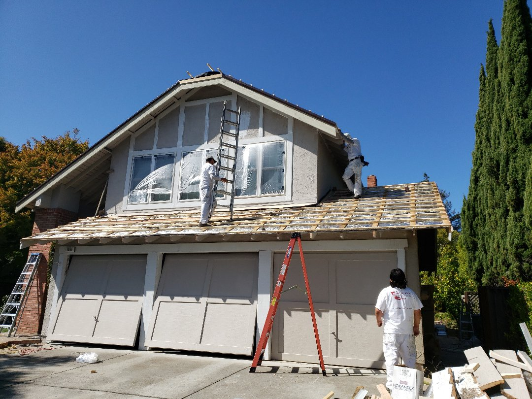 Exterior painting in Cupertino, CA