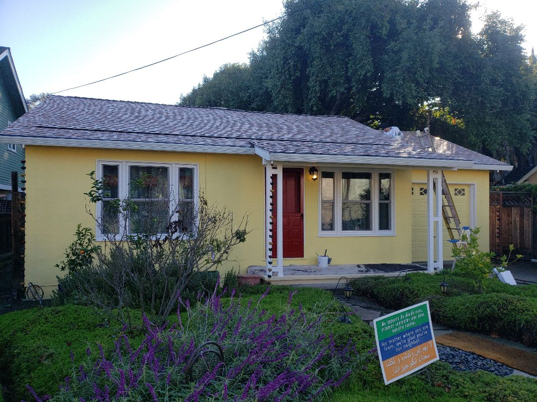 Exterior painting Sunnyvale, CA