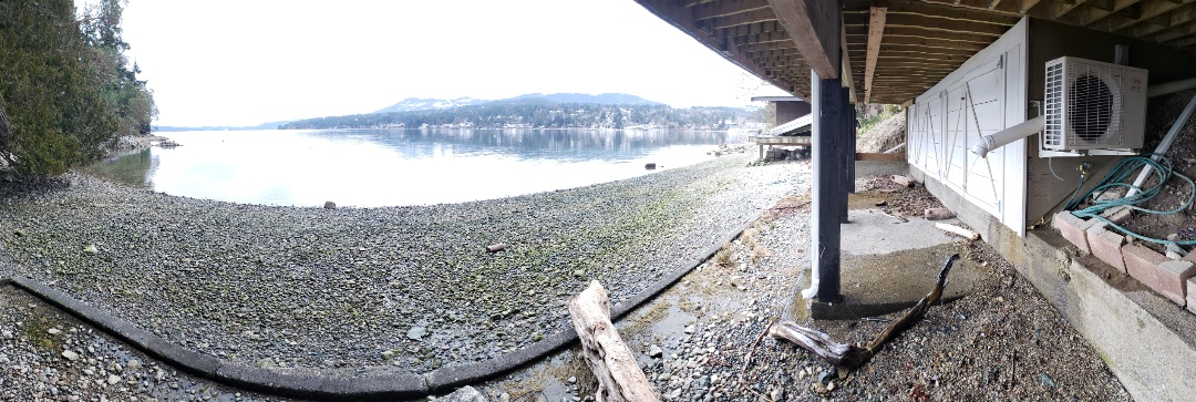 Mill Bay, BC - Changing out some defective components on a Fujitsu mini split system in Mill Bay!